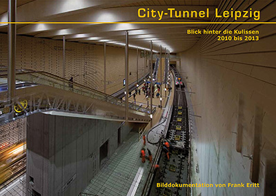 City-Tunnel Leipzig
